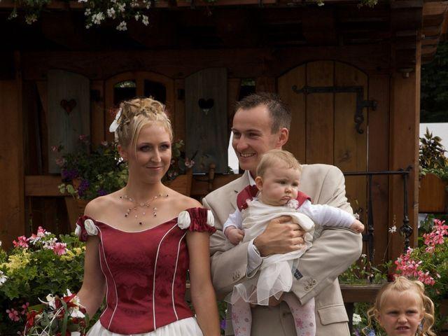 Le mariage de Julien et Aurélie à Masevaux, Haut Rhin 214