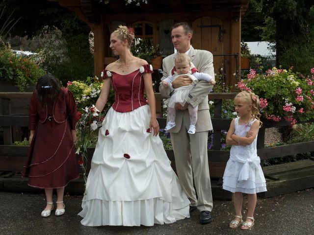 Le mariage de Julien et Aurélie à Masevaux, Haut Rhin 215