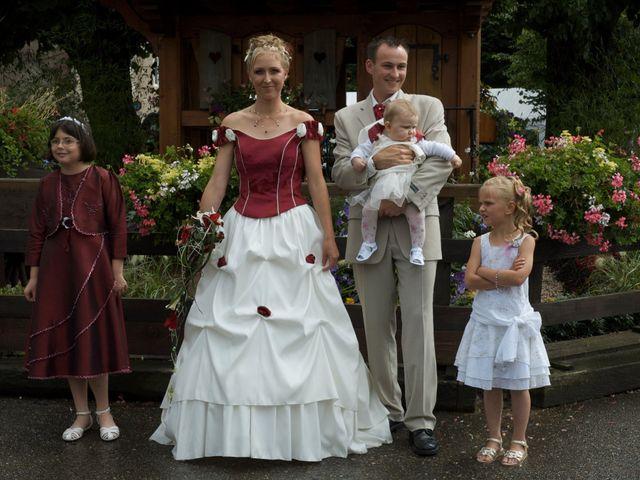 Le mariage de Julien et Aurélie à Masevaux, Haut Rhin 216