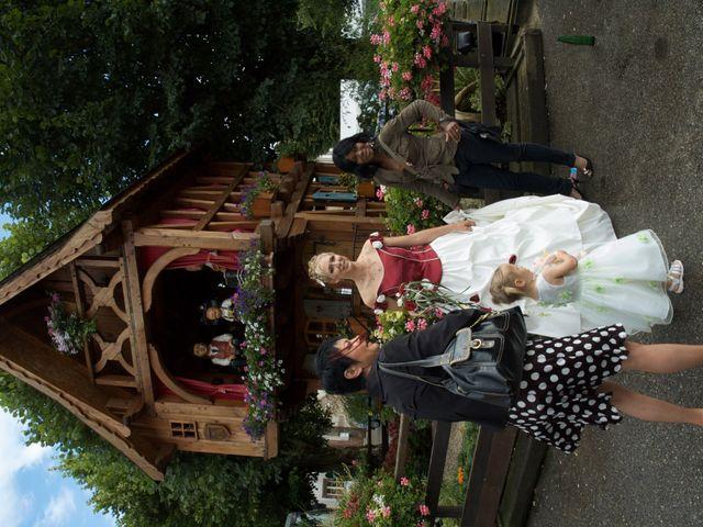 Le mariage de Julien et Aurélie à Masevaux, Haut Rhin 217