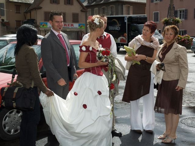 Le mariage de Julien et Aurélie à Masevaux, Haut Rhin 222