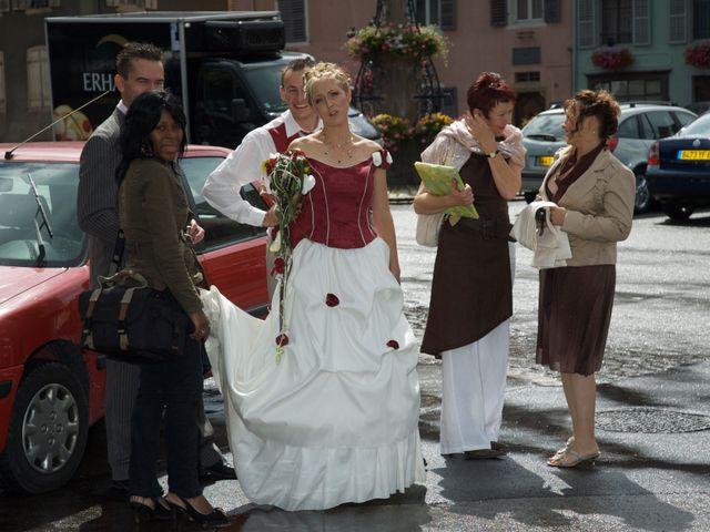 Le mariage de Julien et Aurélie à Masevaux, Haut Rhin 223