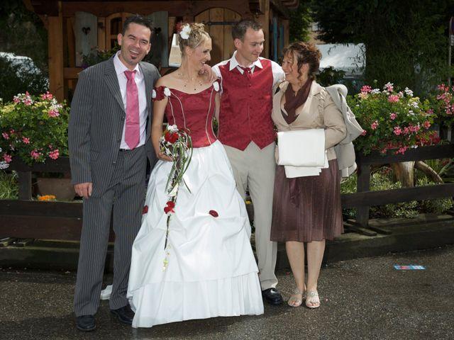 Le mariage de Julien et Aurélie à Masevaux, Haut Rhin 224
