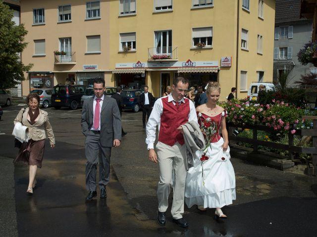Le mariage de Julien et Aurélie à Masevaux, Haut Rhin 228