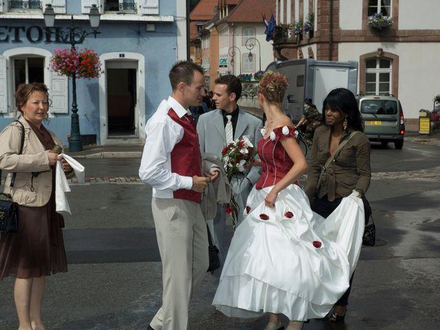 Le mariage de Julien et Aurélie à Masevaux, Haut Rhin 229