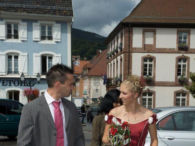 Le mariage de Julien et Aurélie à Masevaux, Haut Rhin 231