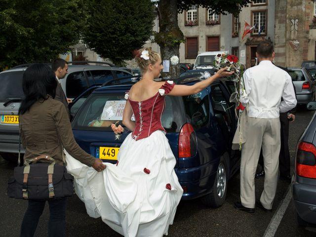 Le mariage de Julien et Aurélie à Masevaux, Haut Rhin 234