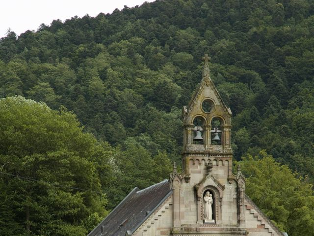Le mariage de Julien et Aurélie à Masevaux, Haut Rhin 236