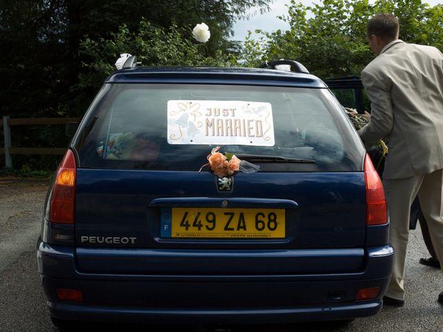 Le mariage de Julien et Aurélie à Masevaux, Haut Rhin 251