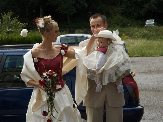 Le mariage de Julien et Aurélie à Masevaux, Haut Rhin 253