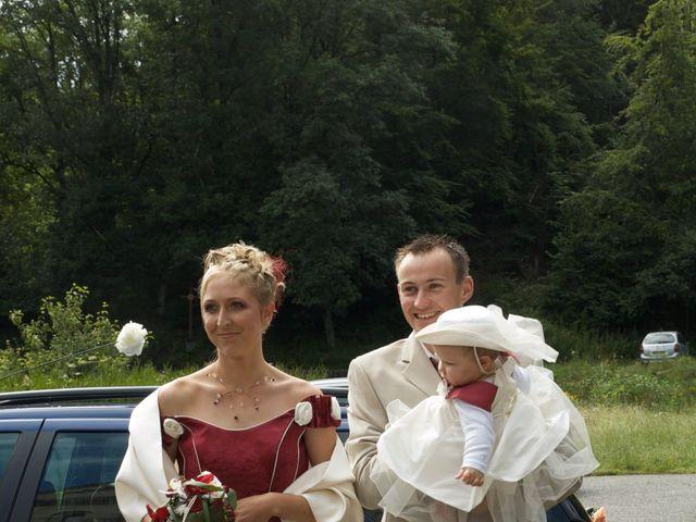 Le mariage de Julien et Aurélie à Masevaux, Haut Rhin 254