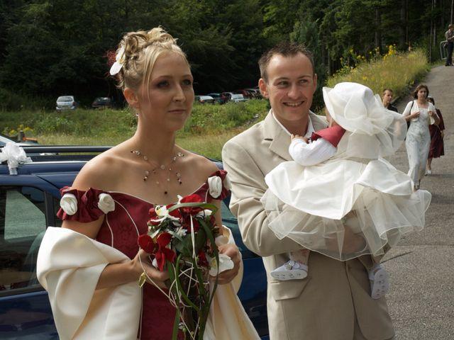 Le mariage de Julien et Aurélie à Masevaux, Haut Rhin 255