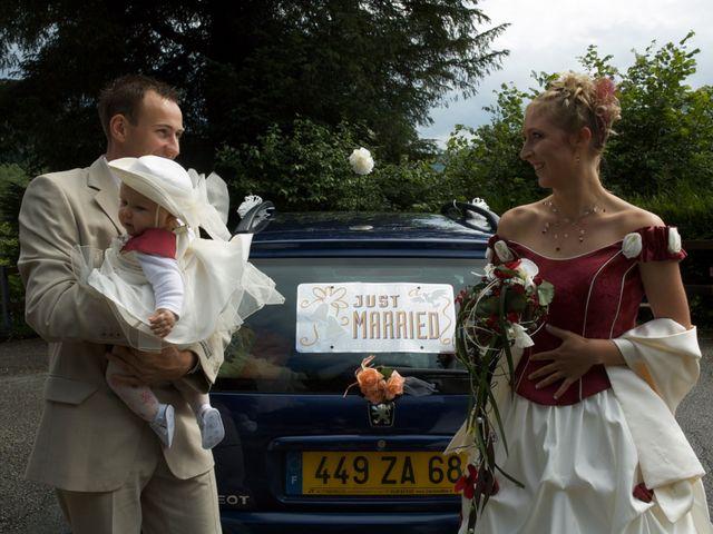 Le mariage de Julien et Aurélie à Masevaux, Haut Rhin 257