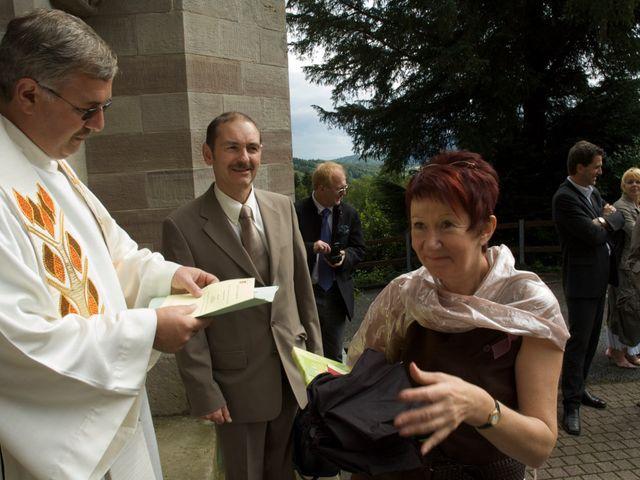 Le mariage de Julien et Aurélie à Masevaux, Haut Rhin 258