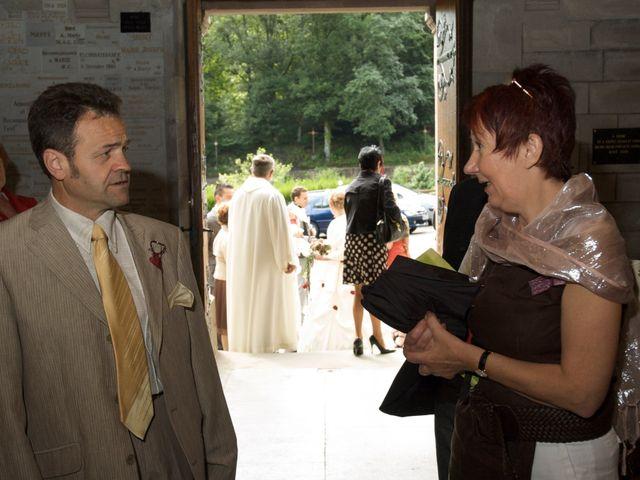 Le mariage de Julien et Aurélie à Masevaux, Haut Rhin 261