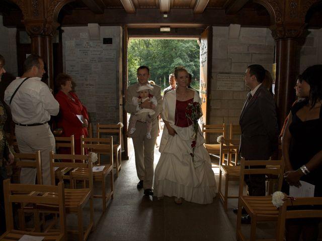Le mariage de Julien et Aurélie à Masevaux, Haut Rhin 263