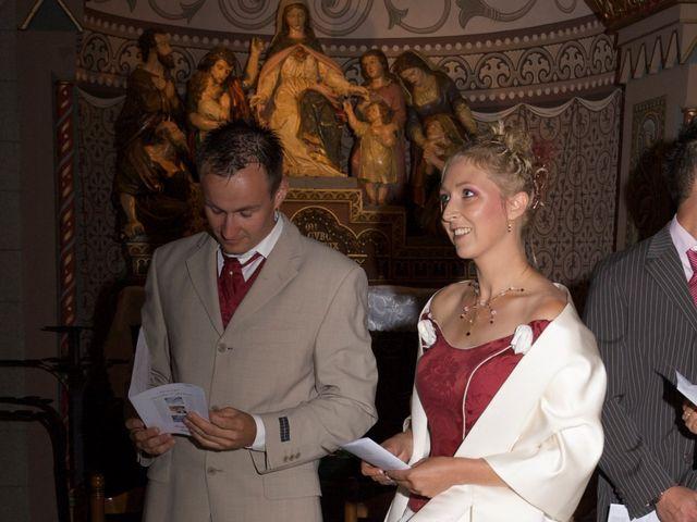 Le mariage de Julien et Aurélie à Masevaux, Haut Rhin 265