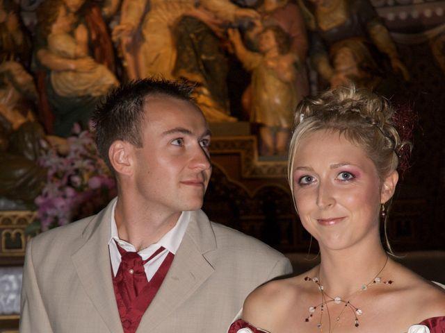 Le mariage de Julien et Aurélie à Masevaux, Haut Rhin 267