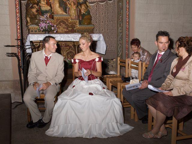Le mariage de Julien et Aurélie à Masevaux, Haut Rhin 277