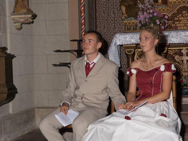 Le mariage de Julien et Aurélie à Masevaux, Haut Rhin 280