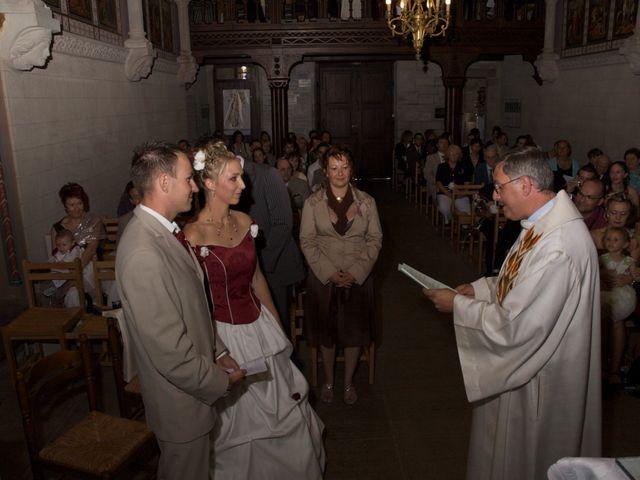 Le mariage de Julien et Aurélie à Masevaux, Haut Rhin 283