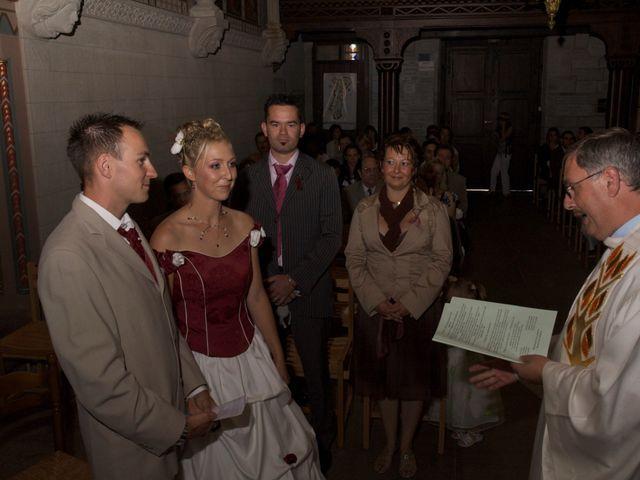 Le mariage de Julien et Aurélie à Masevaux, Haut Rhin 284