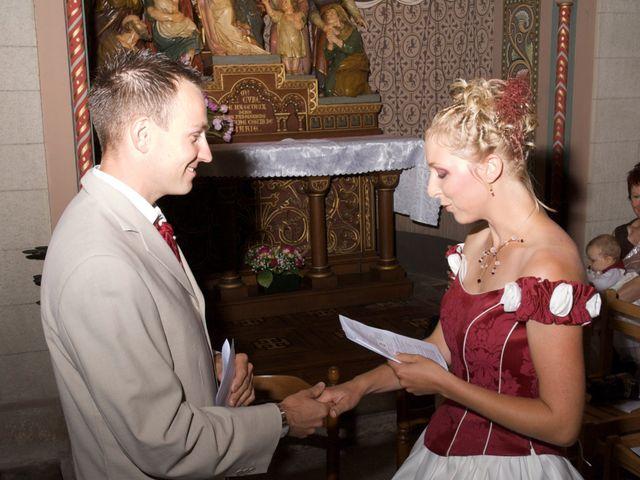 Le mariage de Julien et Aurélie à Masevaux, Haut Rhin 286