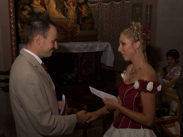 Le mariage de Julien et Aurélie à Masevaux, Haut Rhin 287