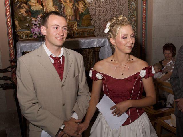 Le mariage de Julien et Aurélie à Masevaux, Haut Rhin 288