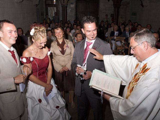 Le mariage de Julien et Aurélie à Masevaux, Haut Rhin 291