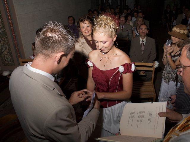 Le mariage de Julien et Aurélie à Masevaux, Haut Rhin 293