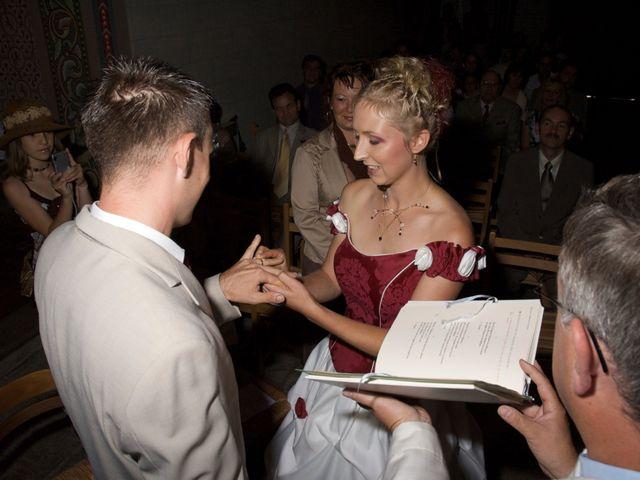 Le mariage de Julien et Aurélie à Masevaux, Haut Rhin 296