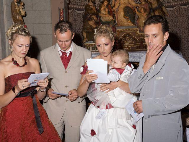 Le mariage de Julien et Aurélie à Masevaux, Haut Rhin 298