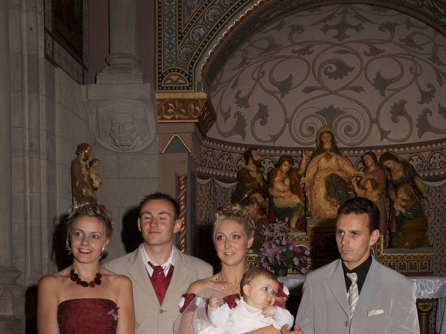 Le mariage de Julien et Aurélie à Masevaux, Haut Rhin 301
