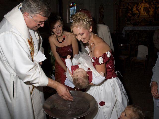 Le mariage de Julien et Aurélie à Masevaux, Haut Rhin 303