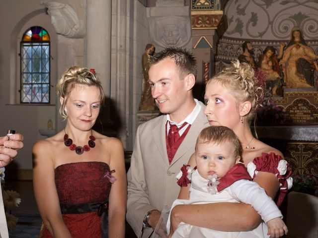 Le mariage de Julien et Aurélie à Masevaux, Haut Rhin 307
