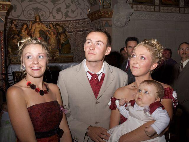 Le mariage de Julien et Aurélie à Masevaux, Haut Rhin 308