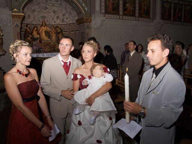 Le mariage de Julien et Aurélie à Masevaux, Haut Rhin 309