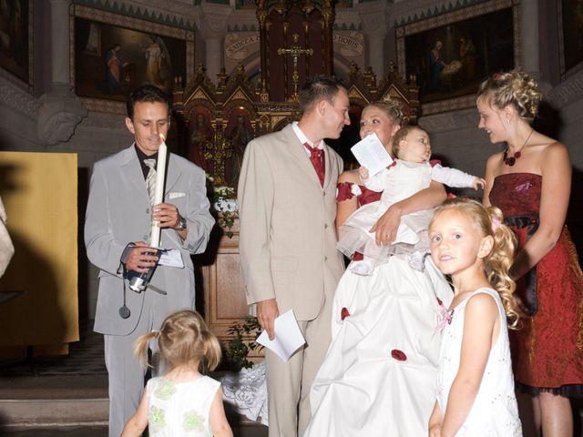 Le mariage de Julien et Aurélie à Masevaux, Haut Rhin 310