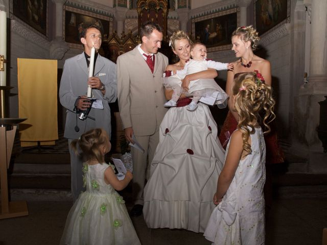 Le mariage de Julien et Aurélie à Masevaux, Haut Rhin 311