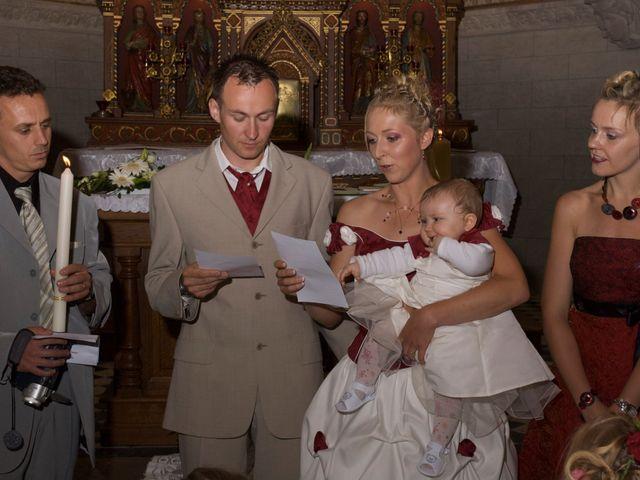 Le mariage de Julien et Aurélie à Masevaux, Haut Rhin 312