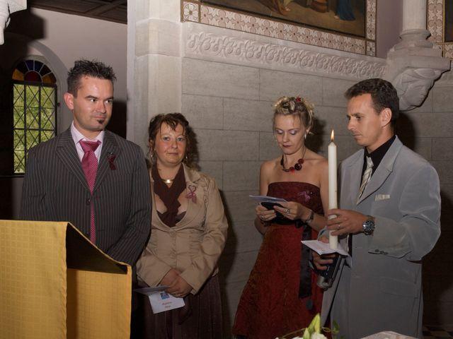 Le mariage de Julien et Aurélie à Masevaux, Haut Rhin 314