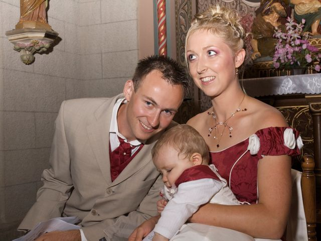 Le mariage de Julien et Aurélie à Masevaux, Haut Rhin 315