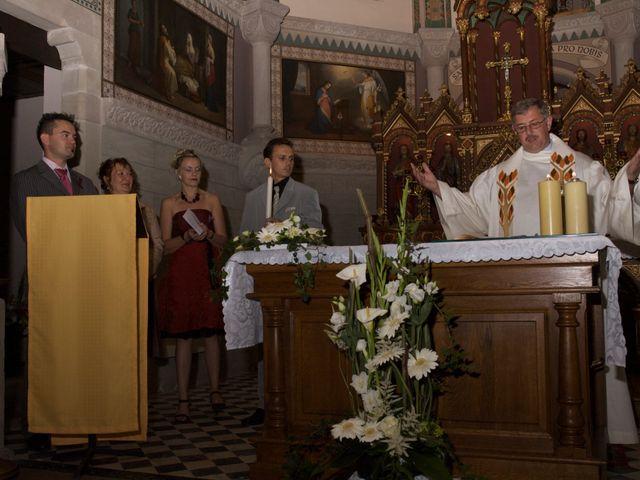 Le mariage de Julien et Aurélie à Masevaux, Haut Rhin 317