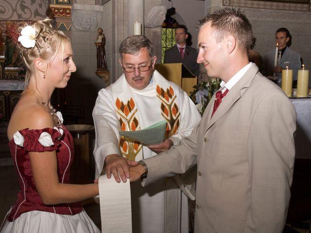 Le mariage de Julien et Aurélie à Masevaux, Haut Rhin 318