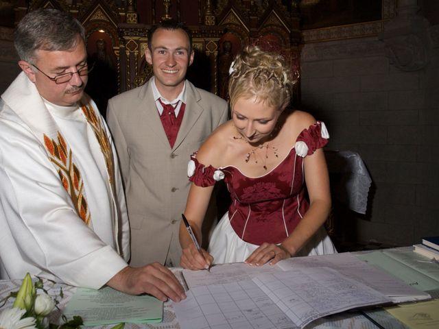 Le mariage de Julien et Aurélie à Masevaux, Haut Rhin 319