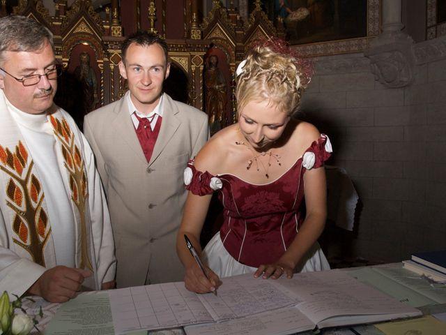 Le mariage de Julien et Aurélie à Masevaux, Haut Rhin 320