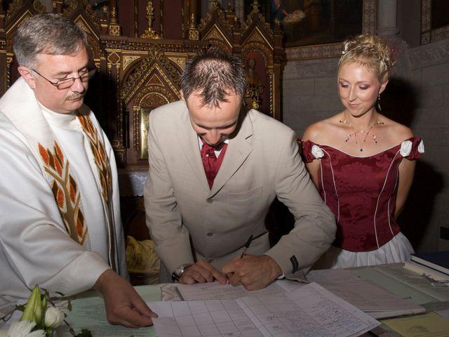 Le mariage de Julien et Aurélie à Masevaux, Haut Rhin 321