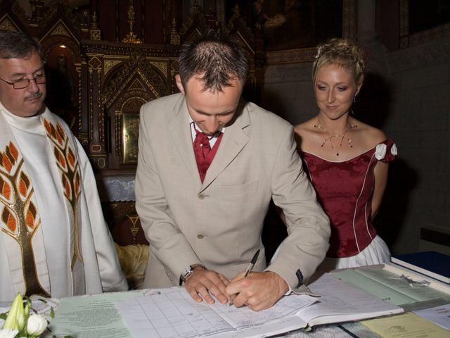 Le mariage de Julien et Aurélie à Masevaux, Haut Rhin 322