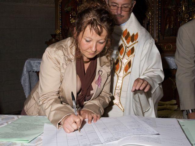 Le mariage de Julien et Aurélie à Masevaux, Haut Rhin 323